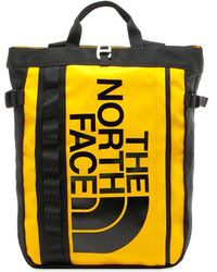 The North Face Basecamp Tote Bag - Yellow