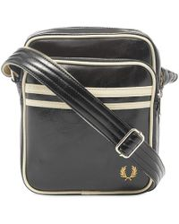 Fred Perry Authentic - Fred Perry Classic Side Bag - Lyst