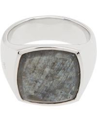 Tom Wood - Cushion Ring - Lyst