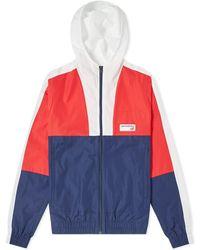 90914a98f86ac Men's New Balance Parka jackets On Sale - Lyst