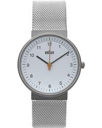 Braun Bn0031 Watch - Metallic