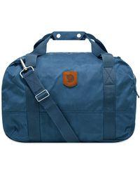 Fjallraven Greenland Duffel Bag - Blue