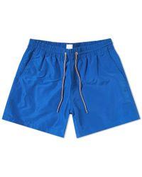 Paul Smith Classic Swim Short - Blue