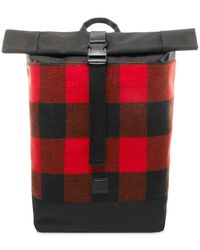 Woolrich X The Hill-Side Weekender Bag Black One Size