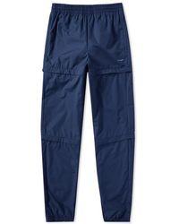 Balenciaga - Zipped Tracksuit Pant - Lyst