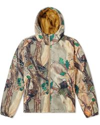 BBCICECREAM - Tree Camo Padded Zip Jacket - Lyst