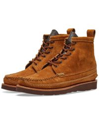 Yuketen - Maine Guide 6 Eye Boot - Lyst