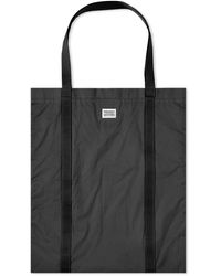 Norse Projects Ripstop Tote Bag - Black