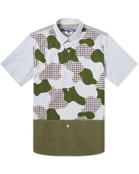 28b99c247 Lyst - KENZO Psychedelic Camo (green) Shirt in Blue for Men
