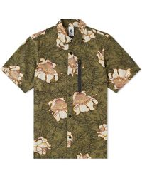 Nike - Lab Short Sleeve Floral Shirt - Lyst