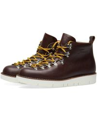 7e754c72b38 Fracap M120 Scarponcino Arabian Tan Leather Boots for Men - Lyst