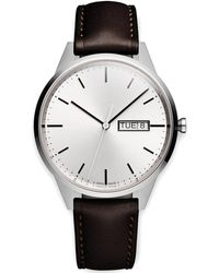 Uniform Wares - C40 Calendar Wristwatch - Lyst