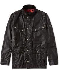 Barbour - International Enfield Jacket - Lyst