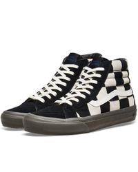 7c14df053e Vans X Taka Mountain Edition Lace Lo Lx in Black for Men - Lyst