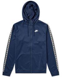 Nike - Repeat Poly Zip Hoody - Lyst