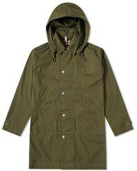 Nigel Cabourn - X Lybro Hooded Desert Overcoat - Lyst