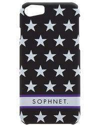 Sophnet - Star Print Iphone Case - Lyst