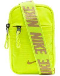 Nike Advance Small Sling Pack - Yellow