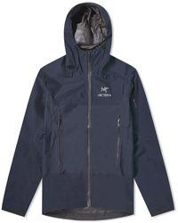 Arc'teryx Arc'teryx Beta Sl Gore-tex Hybrid Jacket - Blue