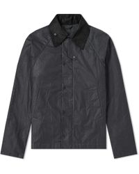 Barbour - X Engineered Garments Graham Wax Jacket - Lyst