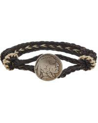 Chamula - Indian Concho Bracelet - Lyst