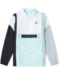 PUMA - X Diamond Supply Co. Savannah Jacket - Lyst