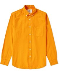 Portuguese Flannel - Button Down Bellavista Oxford Shirt - Lyst