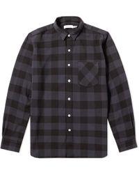 Nonnative - Button Down Dweller Shirt - Lyst
