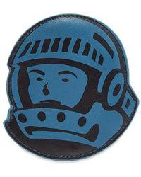 BBCICECREAM Astro Leather Pouch - Blue