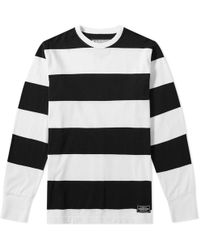 Neighborhood - Long Sleeve B.d Tee - Lyst