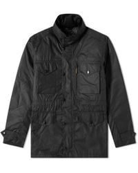Barbour - Sapper Wax Jacket - Lyst