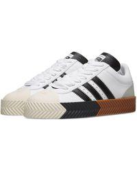wholesale dealer 2c698 2e790 Alexander Wang - Adidas Originals By Alexander Wang Skate Super - Lyst