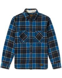 Neighborhood - Lumbers Shirt - Lyst