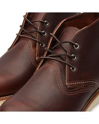 Red Wing - 3141 Heritage Work Chukka - Lyst