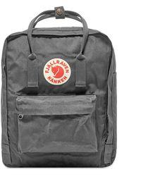 Fjallraven Fjallraven Kanken Classic Backpack Dusk - Gray