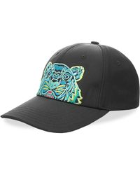 KENZO Tiger Cap - Black