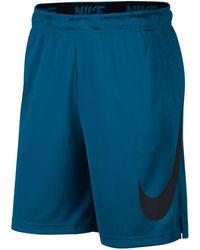 Nike Fitnessshorts - Blau
