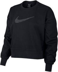 "Nike - Sweatshirt ""Dri-Fit Gel"" - Lyst"