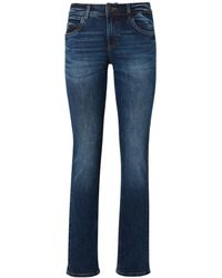 "Tom Tailor Jeans ""Alexa"" Straight Fit - Blau"