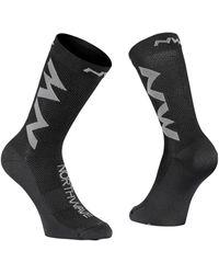 """Northwave Und Radsocken """"Extreme Air Sock"""" - Schwarz"""
