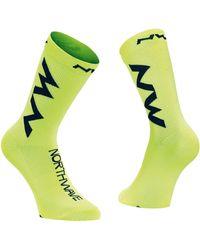"""Northwave Und Radsocken """"Extreme Air Sock"""" - Grün"""