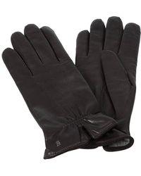 Roeckl Sports Handschuhe aus Leder - Braun