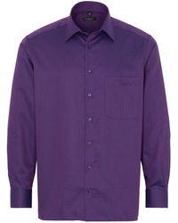 "Eterna Business-Hemd ""Comfort"" Langarm - Rot"