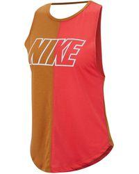 """Nike - Lauftop """"Miler"""" - Lyst"""