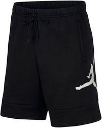 "Nike Basketballshorts ""Jordan Jumpman Air"" - Schwarz"