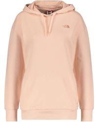 The North Face Sweatshirt mit Kapuze - Mehrfarbig