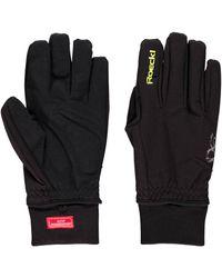 Roeckl Sports Radsport Handschuhe - Schwarz