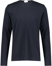 Mey Story Shirt Langarm - Blau