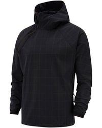 """Nike Sweatshirt mit Kapuze """"Tech Pack"""" - Schwarz"""