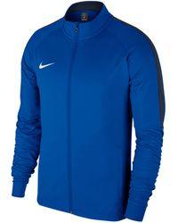 "Nike Fußballjacke ""Dry Academy18"" - Blau"